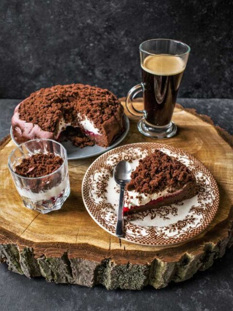 krtkuv dort